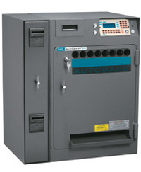 Tube and Validator Safes/C-Store solution