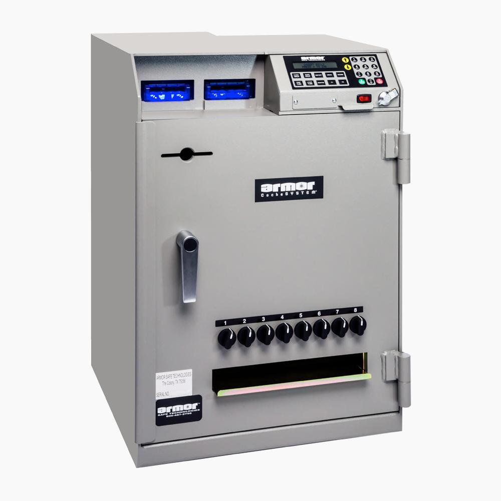 Armor CacheSYSTEM 7300 Series | Heathco International
